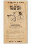 1920 bike poster