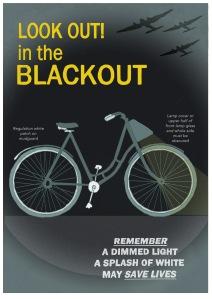 1940 bike poster