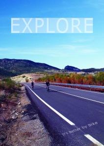2000 bike poster